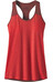 Patagonia W's Lightweight Layering Tank French Red